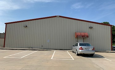 6,060 SF of Climate Controlled Space for Lease- Nash, TX image.